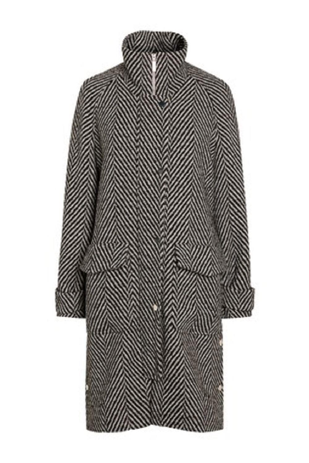 Ex Next - Women's Winter Herringbone Coat