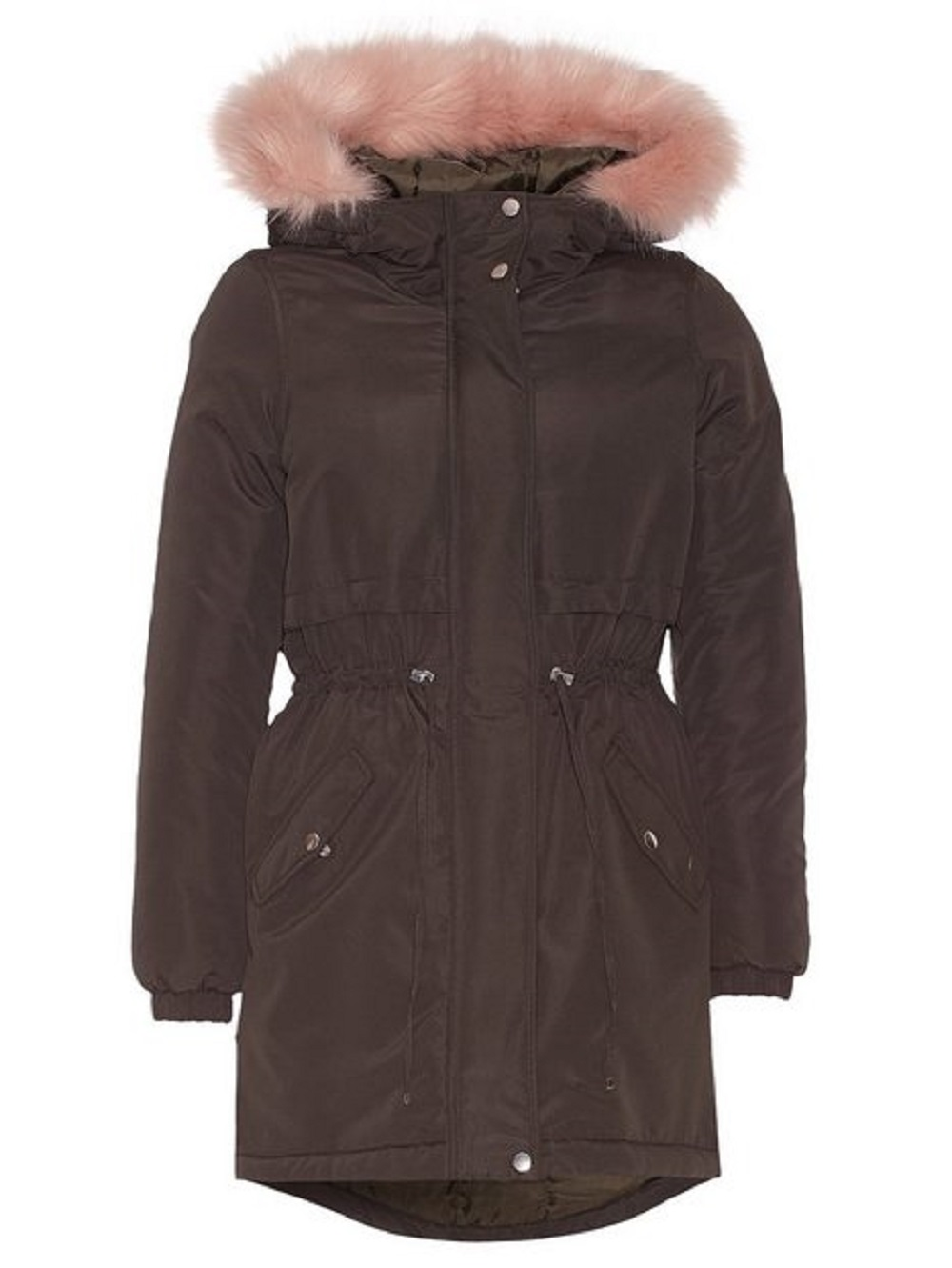 Vero Moda - Women's VMBELLA Winter Hooded Parka