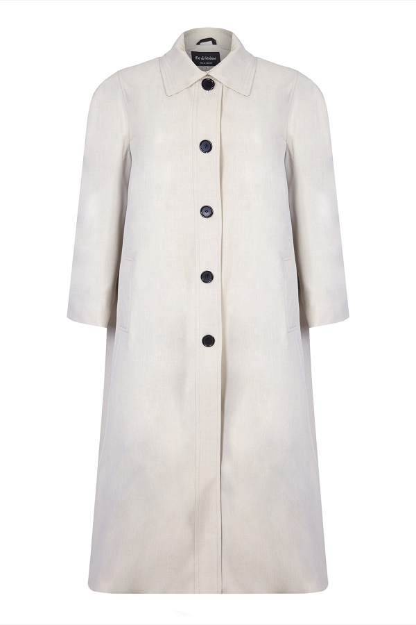 De La Creme - Women`s Spring Long Raincoat