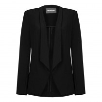 Anastasia-Womens Unlined Waterfall Blazer